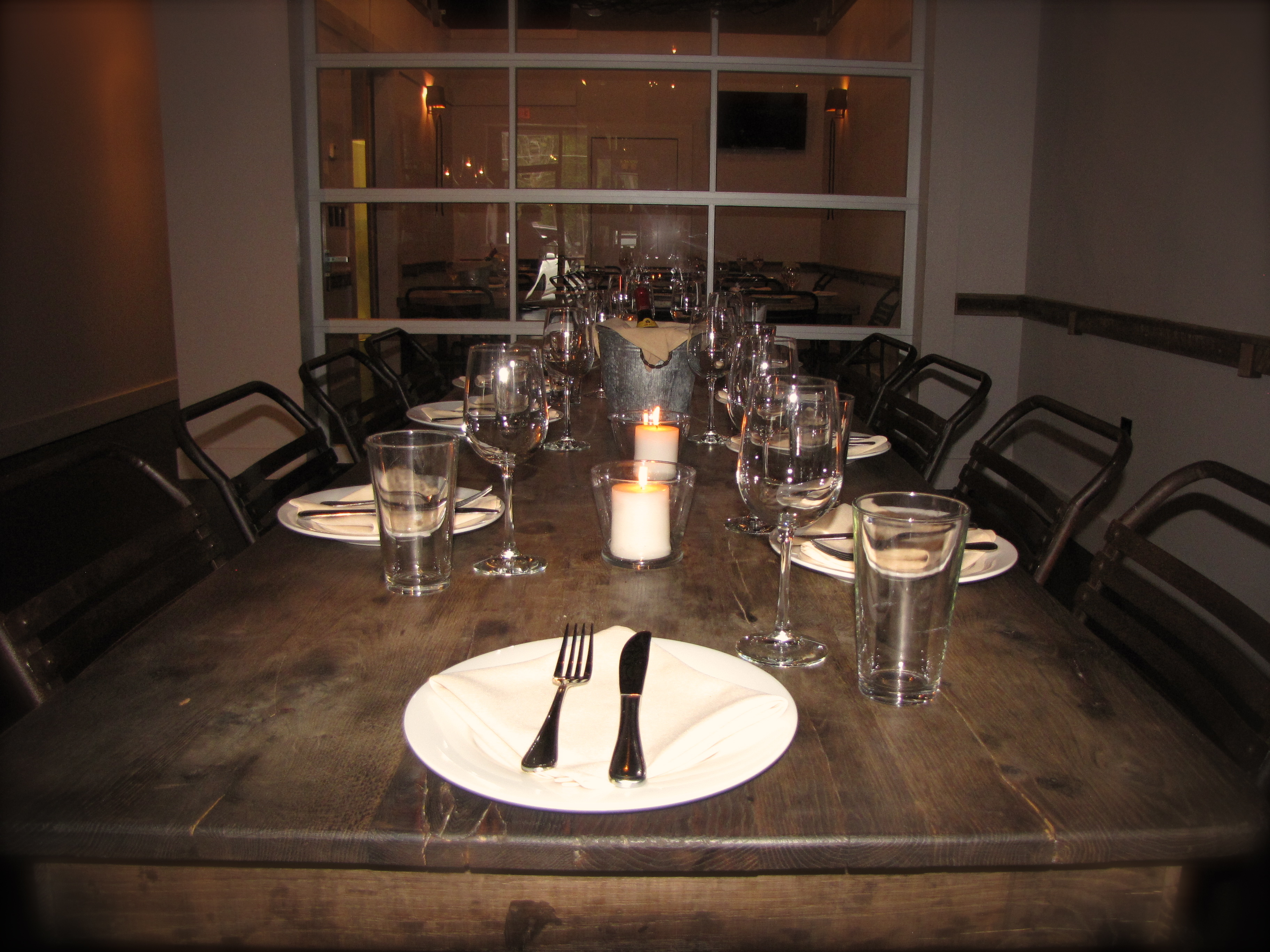 Our Beautiful Chef's Table