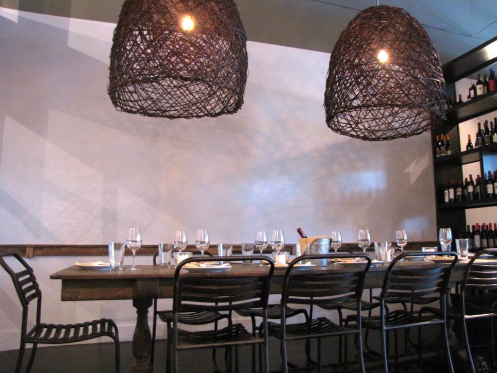 Chef T table atlanta