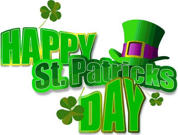 happy San Patrick's day